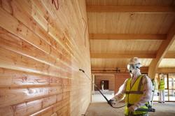 Защита древесины от гниения, возгорания и вредителей