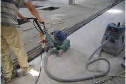 Фрезеровка бетонного пола