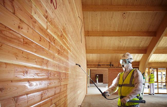 Защита деревянного дома от негативных факторов