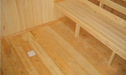 Не протекающий деревянный пол
