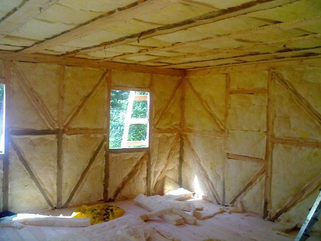 Ремонт и теплоизоляция домов
